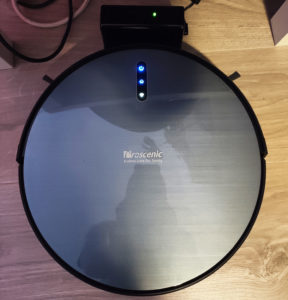 Proscenic 830T en charge